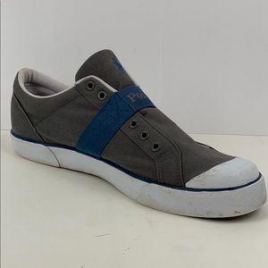 Polo Ralph Lauren Canvas Full Court Sneakers